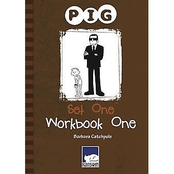GRIS ställa 1 arbetsbok 1 av Barbara Catchpole - 9781841676494 bok