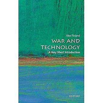 Guerre et la technologie: une Introduction très courte (très courte introduction)