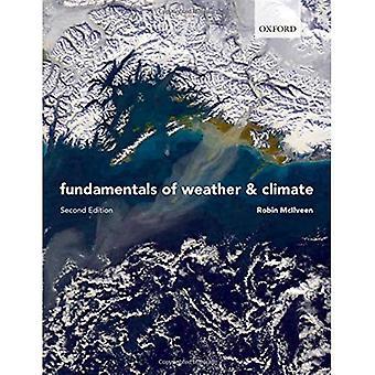 Fundamentos de tempo e clima