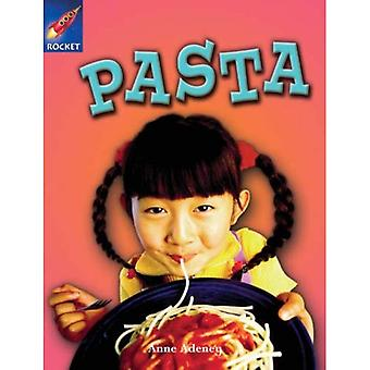 Pasta: Orange Level Non-fiction (Rigby Star Independent)