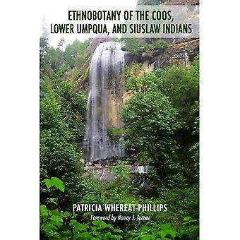 Ethnobotany of the Coos, Lower Umpqua, and Siuslaw Indians
