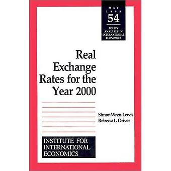 Real Exchange Rates for the Year 2000 (Policy Analyses in International Economics)
