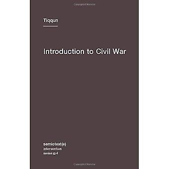 Introduktion till inbördeskrig (Semiotext