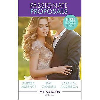 Passionate Proposals: Saying� Yes to the Boss (Dynasties: The Newports) /� An Heir for the Billionaire (Dynasties: The Newports) / Claimed by the� Cowboy (Dynasties: The Newports) (Dynasties: The Newports) (Dynasties: The Newports)