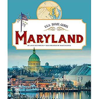 Maryland (U.S.A. Travel Guides)