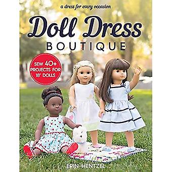 Doll Dress Boutique: Sew 40+ Projects for 18\