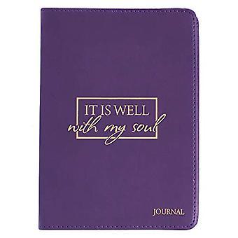 It Is Well Handy LL Journal