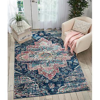 Fusion Nourison FSS13 Marine rosa Rechteck Teppiche traditionelle Teppiche