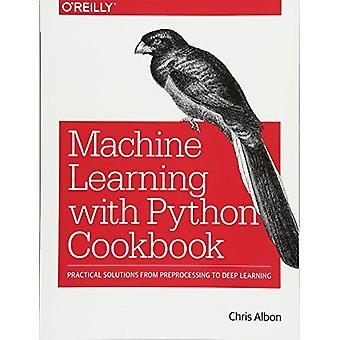 Machinaal leren met Python Cookbook van Chris Albon - 9781491989388