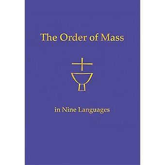 Order of Mass in Nine Languages by Liturgical Press