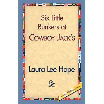 Seis pequeños Bunkers en tomas vaquero por esperanza y Laura Lee