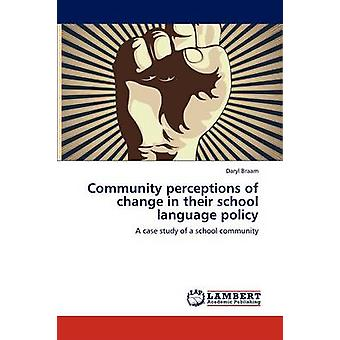 Community Perceptions of Change in Their School Language Policy by Braam & Daryl