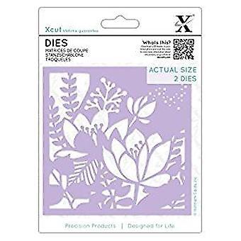 Xcut Dies Lillies (2pcs) (XCU 503119)