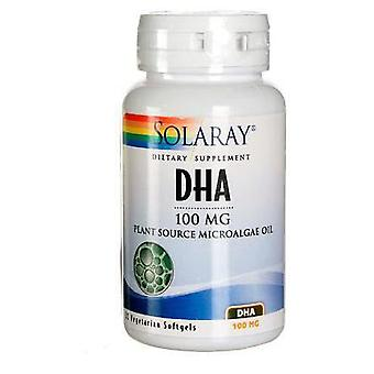Solaray DHA Neuromins 100 mg 30 Pearls