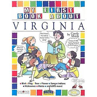 My First Book about Virginia! by Carole Marsh - 9780793395002 Book