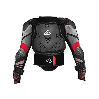 Acerbis Black-Grey 2018 Scudo 2.0 Kids MX Protection Jacket