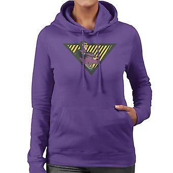 The Phantom Triangle Hero Women's Hooded Sweatshirt