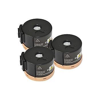 P205 M205 CT201610 Black Premium Toner Set of 3