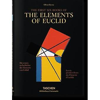 Byrne - Six Books of Euclid by Werner Oechslin - 9783836559386 Book