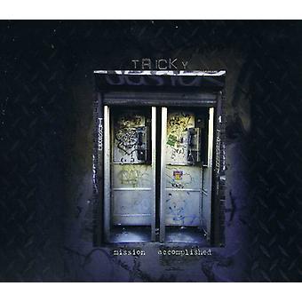 Tricky - Mission Accomplished [CD] USA import