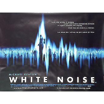 White Noise (Single Sided) Original Cinema Poster