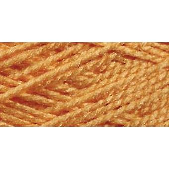 Needloft Craft Yarn 20 Yard Card Tangerine 510 11