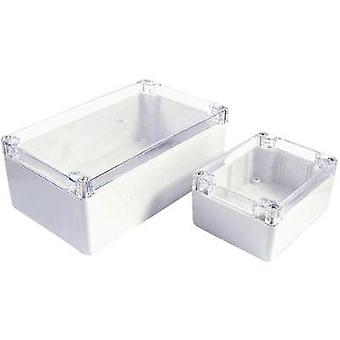 Build-in casing 222 x 146 x 55 Polycarbonate (PC) White, Clear Axxatronic 7200-218C 1 pc(s)
