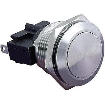 Tamper-proof pushbutton 250 Vac 5 A 1 x Off/(On) ESKA Bulgin MP0031 IP66 momentary 1 pc(s)