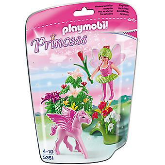 Playmobil Spring Fairy With Baby Pegasus