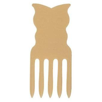 Fama Fabre Ivory Owl Ahuecador (Woman , Hair Care , Combs and brushes , Combs)