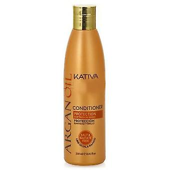 Kativa Argan Oil Conditioner 250 Ml. (Woman , Hair Care , Conditioners And Masks)