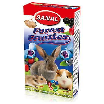 Sanal Forest Fruities Drops for Rodents