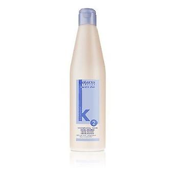 Salerm Cosmetics Keratin Shot Straightening Cream 500Ml