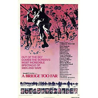 A Bridge Too Far Movie Poster (11 x 17)