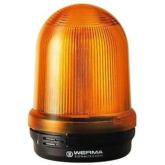 Light Werma Signaltechnik 828.300.55 Yellow