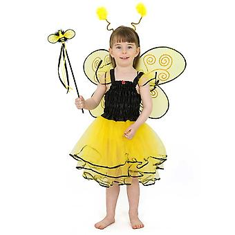 Toyrific Fancy Dress - vestito di BumbleBee (Medium)