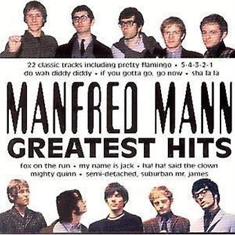 Manfred Mann Greatest Hits by Manfred Mann
