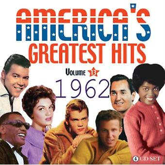 America's Greatest Hits 1962 by Various Artists