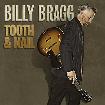 Billy Bragg - tand & søm [Vinyl] USA import