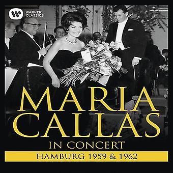 Maria Callas - Maria Callas: In Concert Hamburg 1959 & 1962 [Blu-ray] USA import