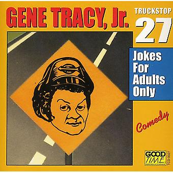 Gene Tracy Jr. - Gene Tracy Jr.: Tracy, Gene Jr.: Vol. 27-Joes for Adults Only [CD] USA import