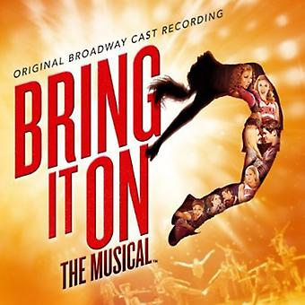 Originale Broadway støbt - Bring It on: The Musical [CD] USA import