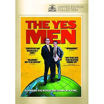 Yes Men [DVD] los E.e.u.u. la importación