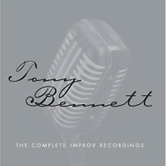 Tony Bennett - Tony Bennett: Complete Improv Recordings [CD] USA import