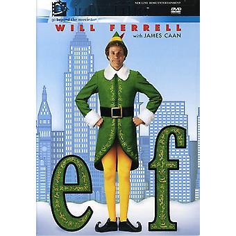 Elf [DVD] USA importerer