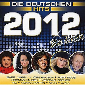 Deutschen treff 2012 Die Erste - Deutschen treff 2012 dø Erste [DVD] USA import