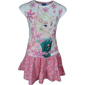 Disney frosne Girls 2 stykke sæt kortærmet T-shirt & nederdel