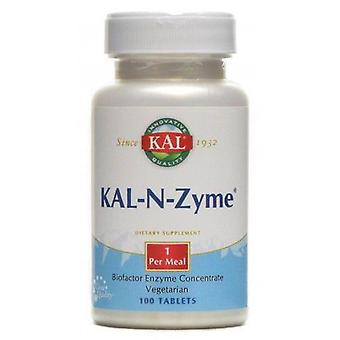 Kal Kal-N-Zyme 100 Capsules (Vitamins & supplements , Enzymes)