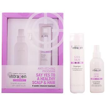 Intragen Sos Calm Intragen Lot 2 Pz (Hair care , Packs , Treatments , Styling products)