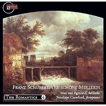 Van Egmond/Crawford - Franz Schubert: Die Sch NE M Llerin [CD] USA import